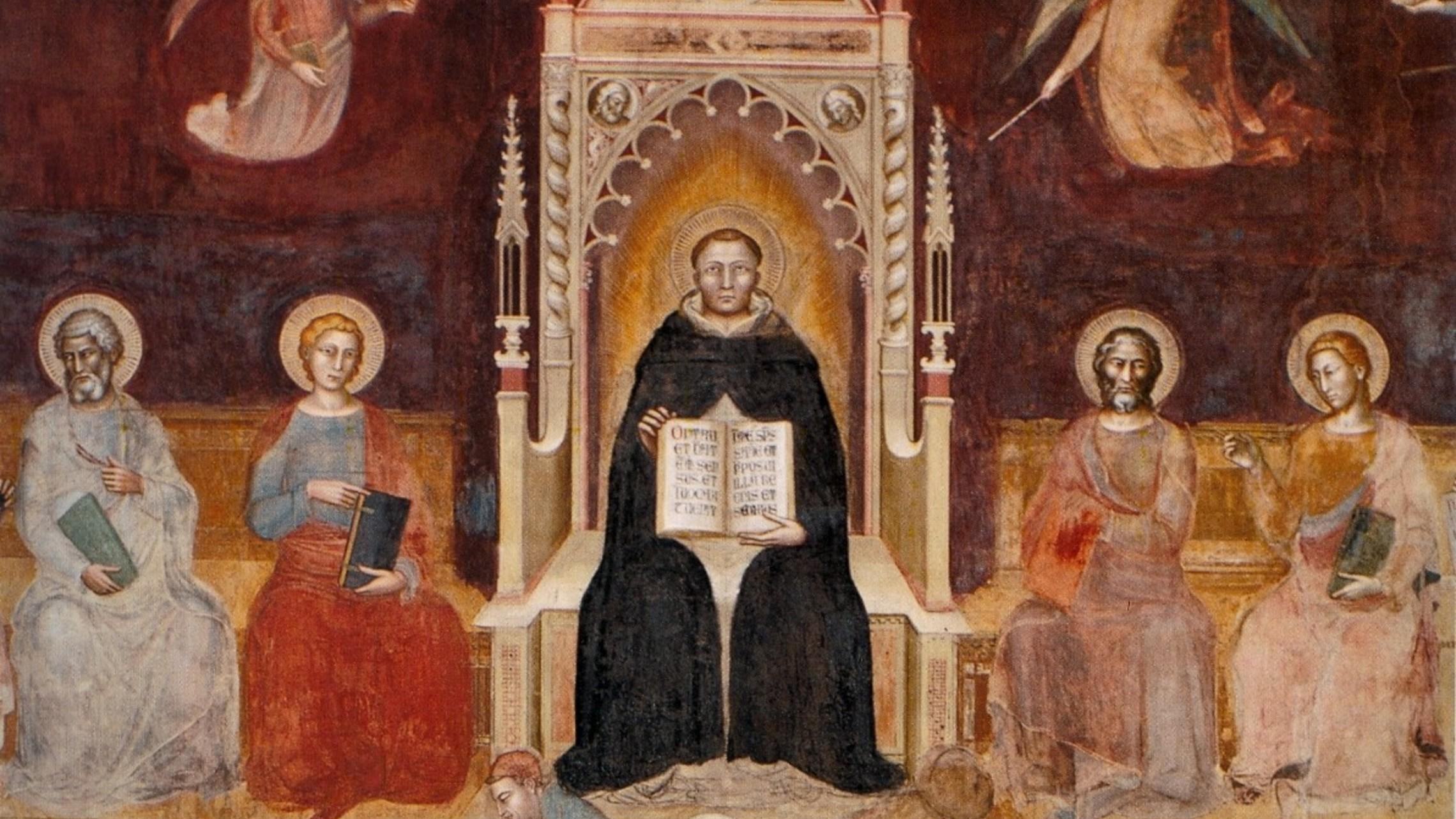 Andrea Di Bonaiuto Aquinas